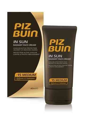 PIZ BUIN FACE CREAM SPF15