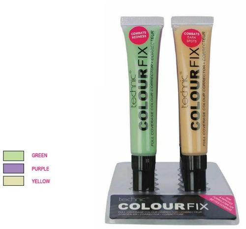 TECHNIC FULL COVERAGE COLOUR CORRECTOR