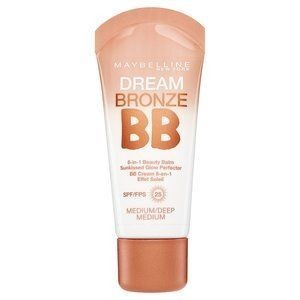 MAYBELLINE BB cream dream bronze SPF 25