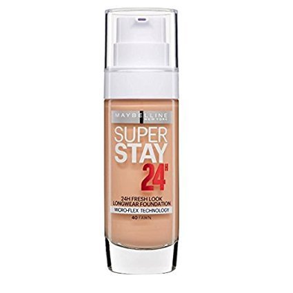 MAYBELLINE SUPER STAY 24 H MAQUILLAJE 21 NUDE BEIGE