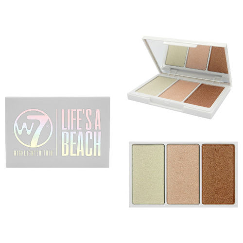W7 LIFE´S A BEACH HIGHLIGHTER TRIO