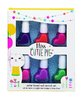 MISS CUTIE PIE 6 PIECE HEART NAIL VARNISHES