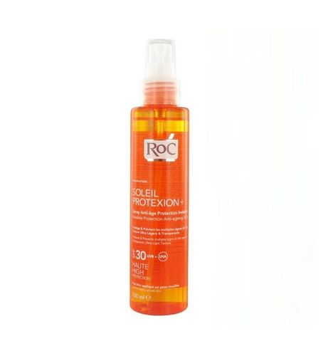 ROC SOLEIL PROTEXION SPF 30 SPRAY ANTIAGE INVISIBLE 150 ML